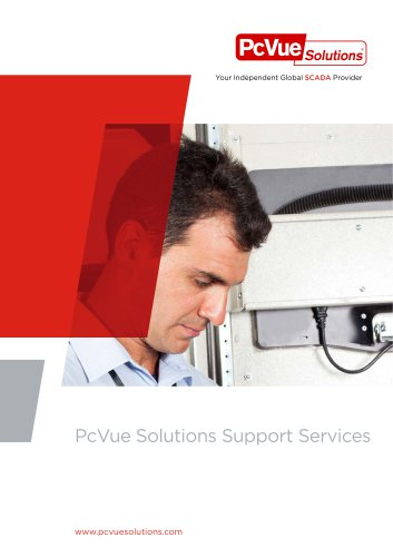 PcVue Solutions - Services EN