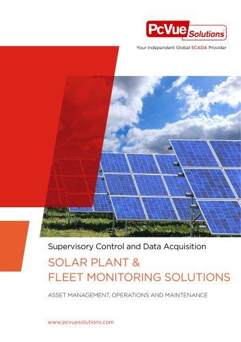 PcVue Solutions - Solar