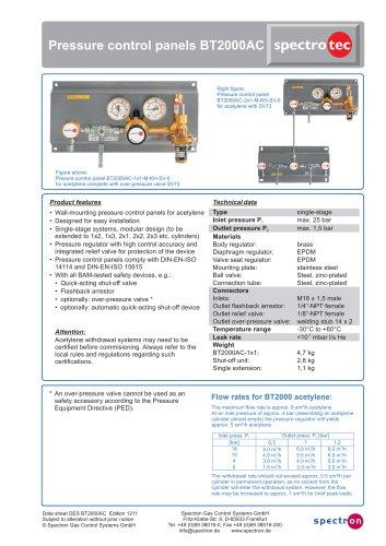 BT2000 AC