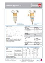 Pressure regulator U13
