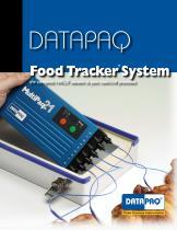 Datapaq Food Tracker System