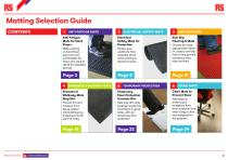 Matting Selection Guide - 2