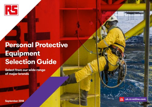 Personal Protective Equipment Selection Guide
