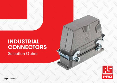 RS PRO Heavy Duty Industrial Connectors