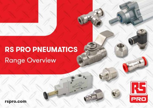 RS PRO Pneumatics Guide