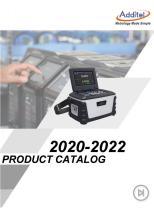 Additel 2020 Product Catalog
