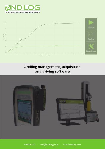 Software for torque and force measurement