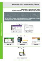 Software for torque and force measurement - 2