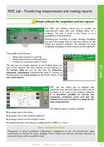 Software for torque and force measurement - 5