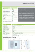 Vertical torque tester - DRIVETORK CC - 6
