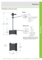Vertical torque tester - DRIVETORK CC - 7