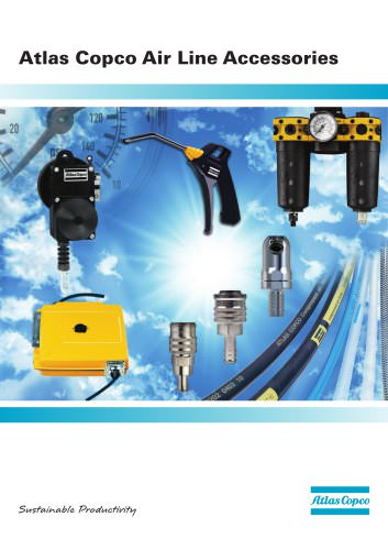 Atlas Copco Air Line Accessories