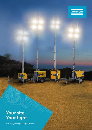 The HiLight range of light towers