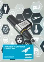 Microtorque QMC Series and MTF 400A
