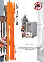 ARO Standard OMEGA machines