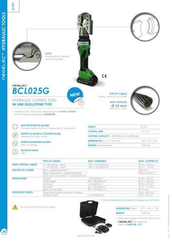 BCL025G
