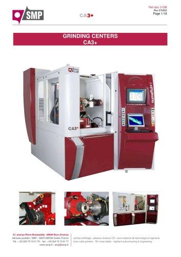 CNC tool sharpening center