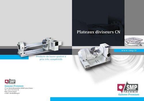 Plateaux Premium