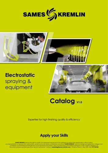 Electrostatic Liquid Finishing