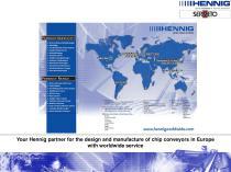 conveyor presentation