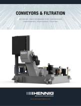 CONVEYORS & FILTRATION