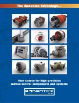 Andantex product catalog