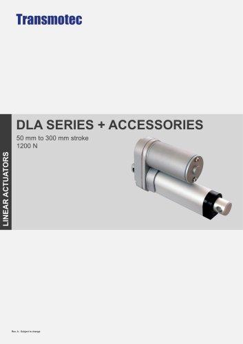Complete DLA Series Actuator Catalogue