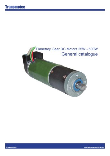 Complete PD Series 25W 500W Catalogue