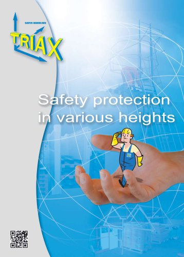 TRIAX - your partner in safe handling