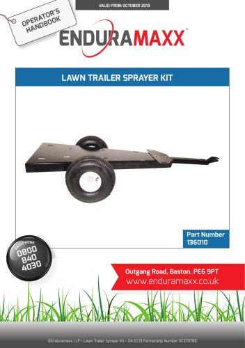 55 & 95L Spot Sprayer Manual