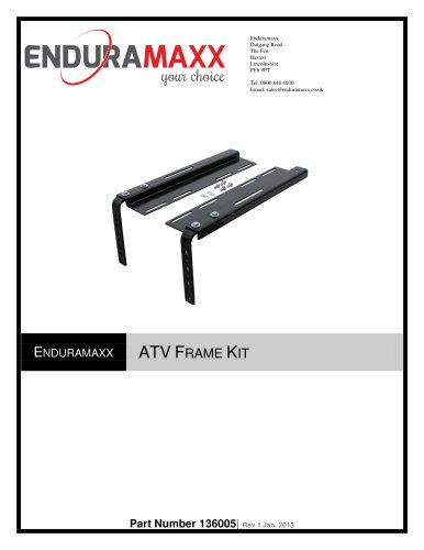 ATV Frame Kit Manual ? 136005