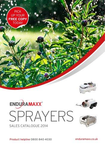 Enduramaxx 2014 Sprayer Catalouge