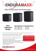 Enduramaxx Large Vertical Tanks