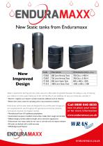 Enduramaxx Static Horizontal Tanks Flier