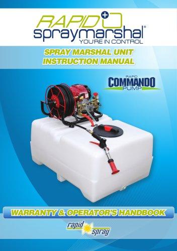 Rapid Spray Marshal Handbook