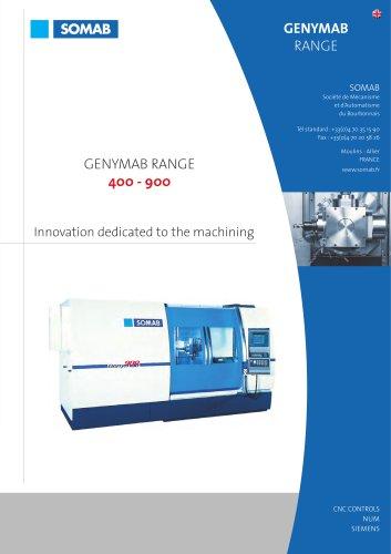 Brochure GENYMAB