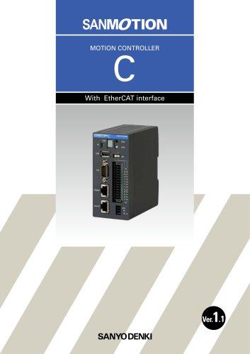 SANMOTION C _ SMC100 _ECAT