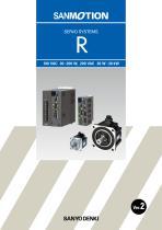 SANMOTION R 100/200V  General Catalog