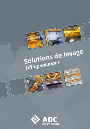 Lifting solutions 2011