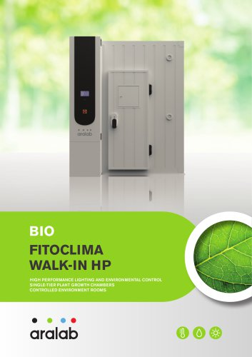 FitoClima HP 'walk-in'