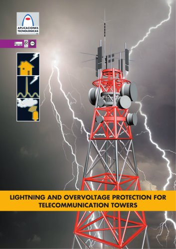 Lightning & Surge protection for telecommunication towers