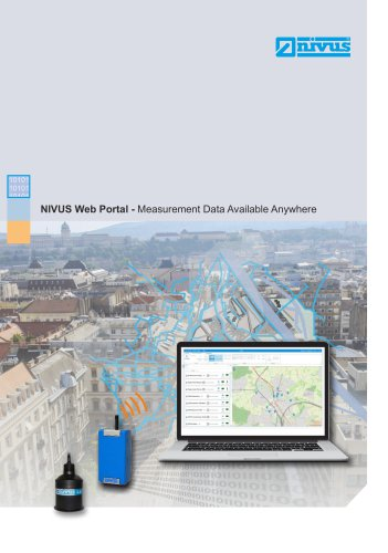 GPRS Data Logger and Webportal D2W