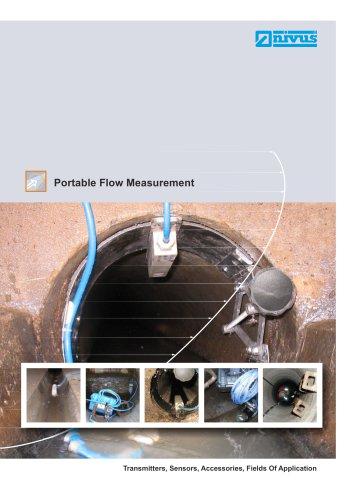 Portable Flow Measurement