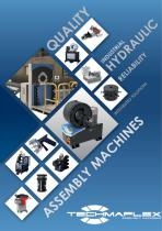 Techmaflex Assembly Machines Catalogue 2019