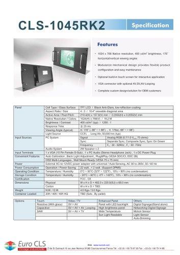 CLS-1045RK2