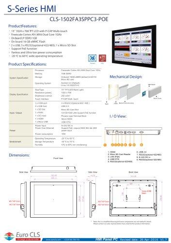 CLS-1502FA3SPPC3-POE