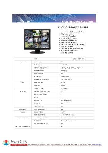 CLS-1904CCTV-HPS