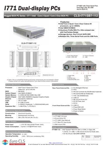 CLS-I771SB7-112
