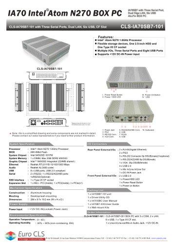 CLS-IA70SB7-101