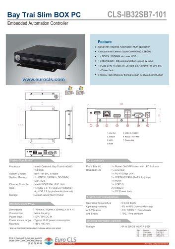 CLS-IB32SB7-101